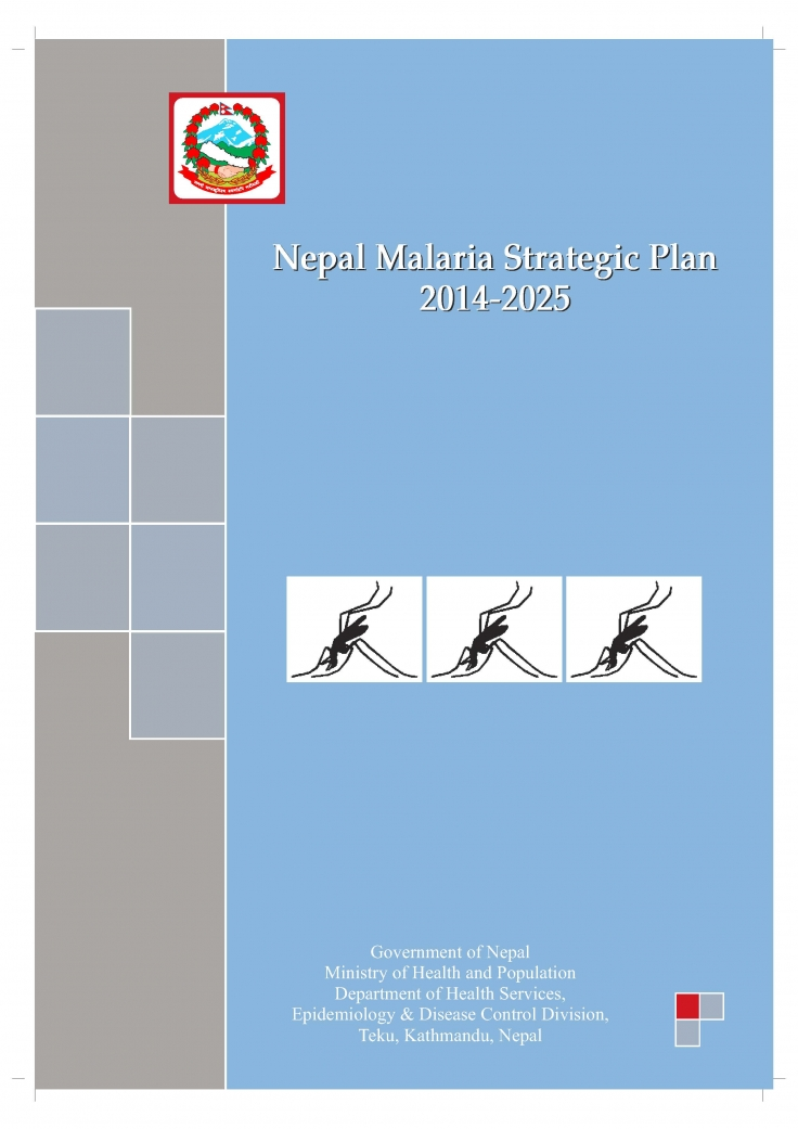 Nepal Malaria Strategic Plan 2014-2025